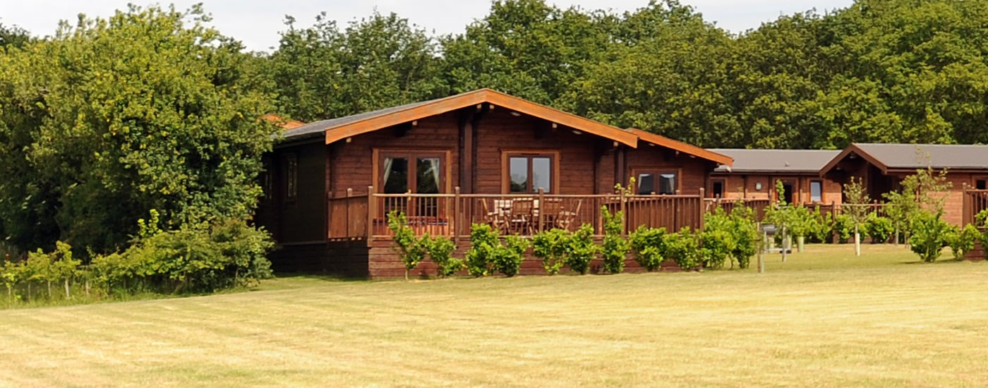 Stay at Heathside in one of our Luxury Lodges